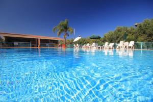 Mare Azzurro, Apartmánové hotely  Cardedu - big - 74