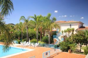 Mare Azzurro, Apartmánové hotely  Cardedu - big - 147