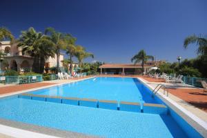 Mare Azzurro, Apartmánové hotely  Cardedu - big - 75
