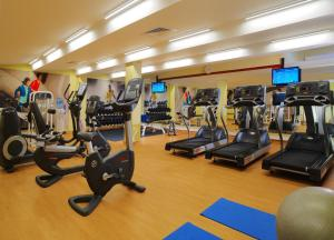 Courtyard by Marriott Moscow City Center, Hotely  Moskva - big - 26