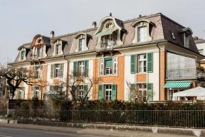 Apartments Justingerweg