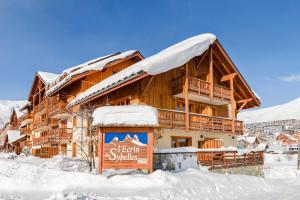 Location gîte, chambres d'hotes Lagrange Vacances L'Ecrin des Sybelles dans le département Savoie 73