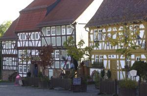 Mercure Hotel Bad Homburg Friedrichsdorf, Szállodák  Friedrichsdorf - big - 16
