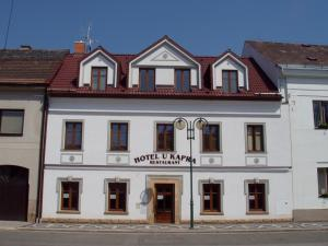 Hotel u Kapra - Chmelovice