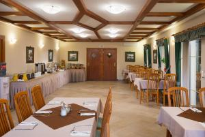 Hotel Honti, Отели  Вишеград - big - 35