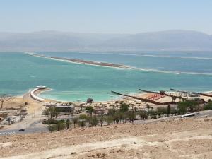 Aloni Neve Zohar Dead Sea, Appartamenti  Neve Zohar - big - 47