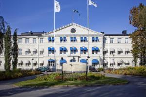 Furunäset Hotell & Konferens, Отели  Питео - big - 1