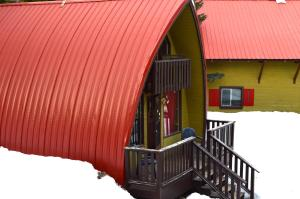 Accommodation in Rossland