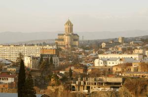 Artists Residence in Tbilisi, Hotel  Tbilisi - big - 43