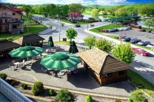 Hotel i Restauracja Bona, Hotely  Sanok - big - 52