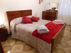 Camera Matrimoniale con Bagno in Comune