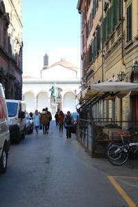 Accademia Studio, Apartmanok  Firenze - big - 22
