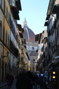 Accademia Studio, Apartmanok  Firenze - big - 23