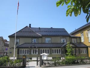 Hotel Kong Carl, Hotels  Sandefjord - big - 42