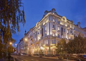 Mamaison Hotel Riverside Pragu..