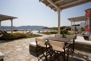 Yakinthos Residence, Apartmánové hotely  Panormos Mykonos - big - 27
