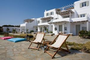 Yakinthos Residence, Apartmánové hotely  Panormos Mykonos - big - 62