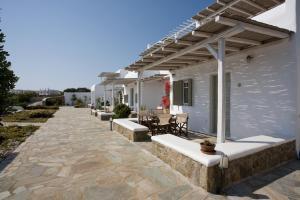Yakinthos Residence, Apartmánové hotely  Panormos Mykonos - big - 26