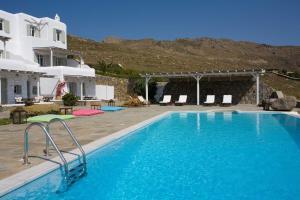 Yakinthos Residence, Apartmánové hotely  Panormos Mykonos - big - 34