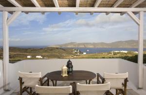 Yakinthos Residence, Apartmánové hotely  Panormos Mykonos - big - 18