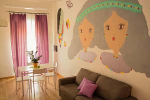 Appartamento Lilla dei Buoni e Cattivi