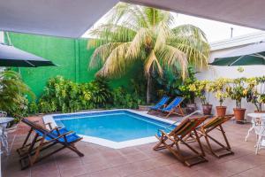 Hotel El Almendro, Szállodák  Managua - big - 29