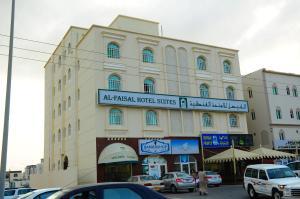 Albergues - Al Faisal Hotel Suites