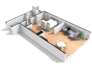 Rafael Kaiser - Aurea Apartment, Appartamenti  Vienna - big - 15