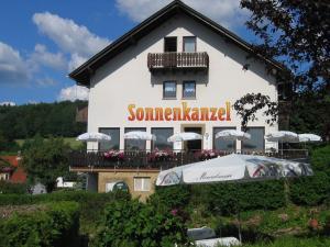 Café Pension Sonnenkanzel - Uttrichshausen