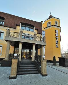 Отель Замковый, Гомель (Гомельская область)