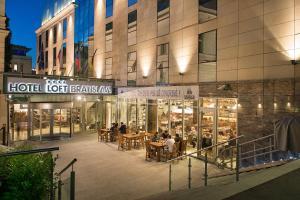 Loft Hotel Bratislava (22 of 59)