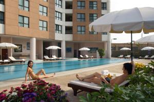 Somerset Grand Hanoi, Apartments  Hanoi - big - 23