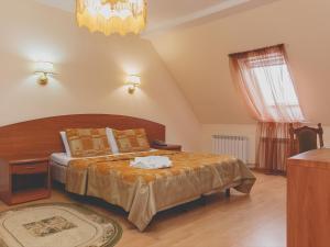 Гостиница Виктория Палас, Отели  Атырау - big - 9