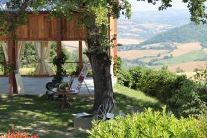 Agriturismo Il Pallocco, Farm stays  Montecastrilli - big - 65