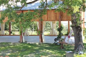 Agriturismo Il Pallocco, Farm stays  Montecastrilli - big - 73