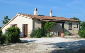 Agriturismo Il Pallocco, Farm stays  Montecastrilli - big - 66