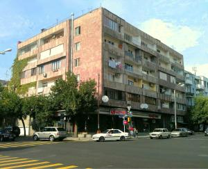 Republic Square Apartment, Apartmanok  Jereván - big - 31