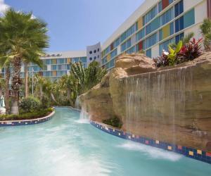 Cabana Bay Beach Resort at Universal (10 of 31)
