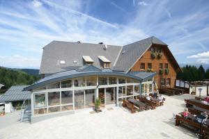 . Alpengasthof Sabathyhütte