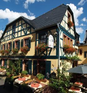 obrázek - Historisches Weinhotel Zum Grünen Kranz