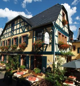 Historisches Weinhotel Zum Grünen Kranz - Aulhausen