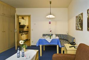 Appartmenthaus Thermenhof, Apartmanhotelek  Bad Füssing - big - 3