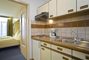 Appartmenthaus Thermenhof, Apartmanhotelek  Bad Füssing - big - 2