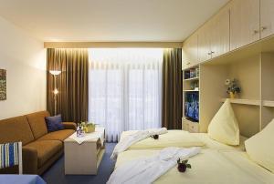 Appartmenthaus Thermenhof, Apartmanhotelek  Bad Füssing - big - 4