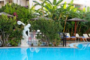 Peridis Family Resort, Aparthotels  Kos-Stadt - big - 32