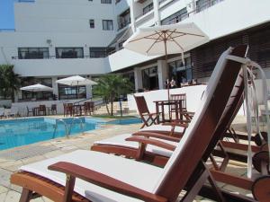 Hotel Villareal São Francisco do Sul, Отели  São Francisco do Sul - big - 38