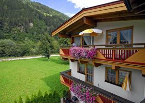 4 hvězdičkový apartmán Apartment Sonnenau Zell am Ziller Rakousko
