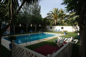 Paraiso Perdido, Bed & Breakfast  Conil de la Frontera - big - 11