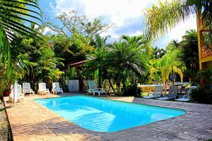 Hotel Villa del Sol, Отели  Пуэрто-Кортес - big - 5