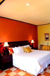 Hotel Villa del Sol, Отели  Пуэрто-Кортес - big - 18
